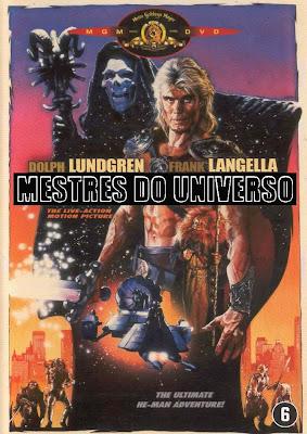 Mestres do Universo - DVDRip Dual Áudio