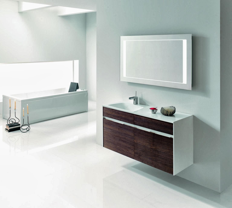 Baño Totalmente Blanco:Blog de Ámbar Muebles: Muebles para baño