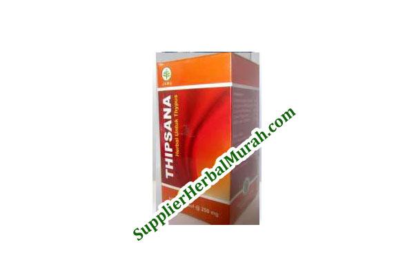 THIPSANA (Herbal Untuk Tipes)