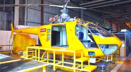 türk helikopteri arıkopter üretildi