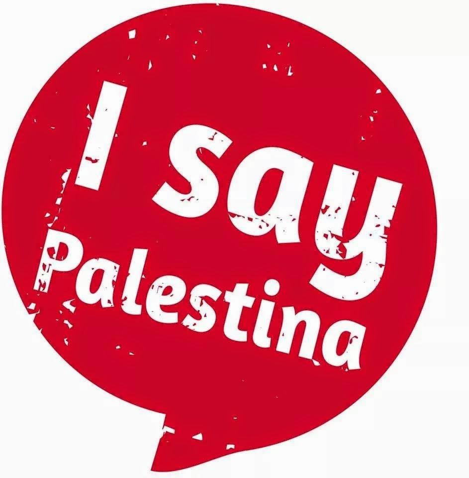 I say Palestina