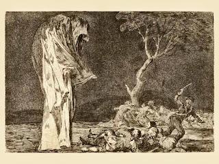 Goya, la Folie de la Peur