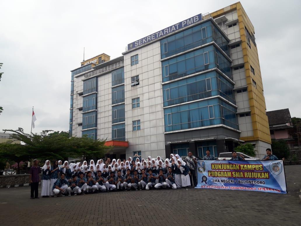 Kunjungan Kampus Univ Diponegoro