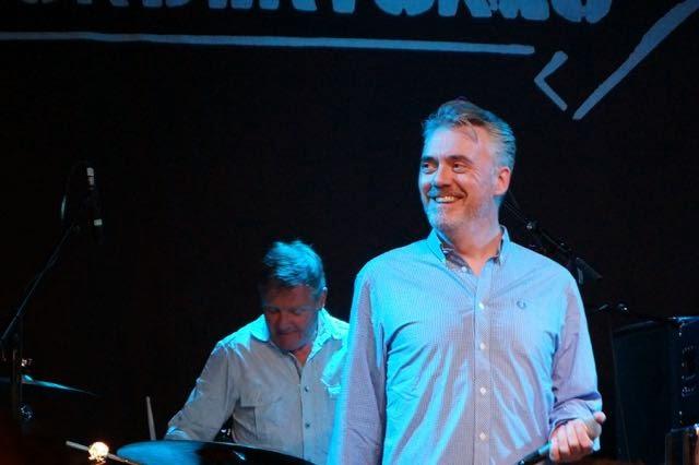 Kleines Konzerttagebuch The Undertones Thomas Allan Band