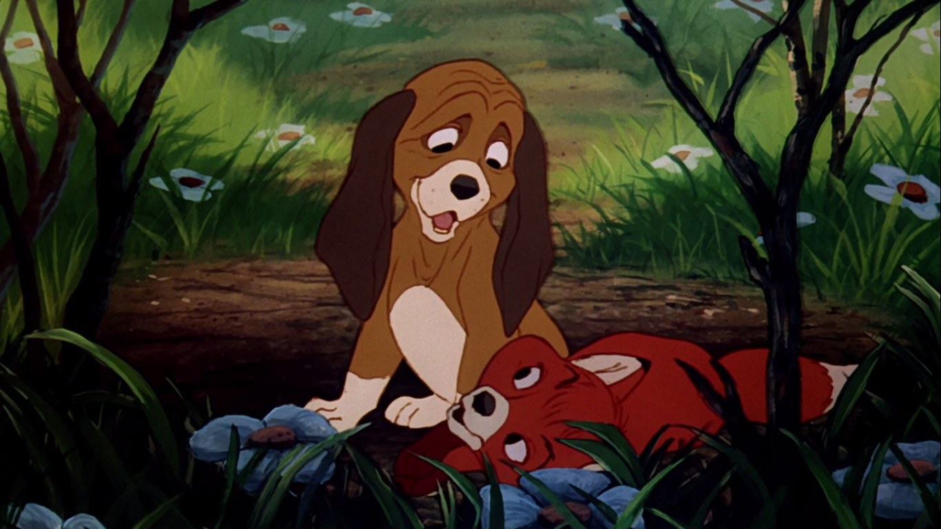 Joe Talks About Stuff: 24. The Fox and the Hound (1981)