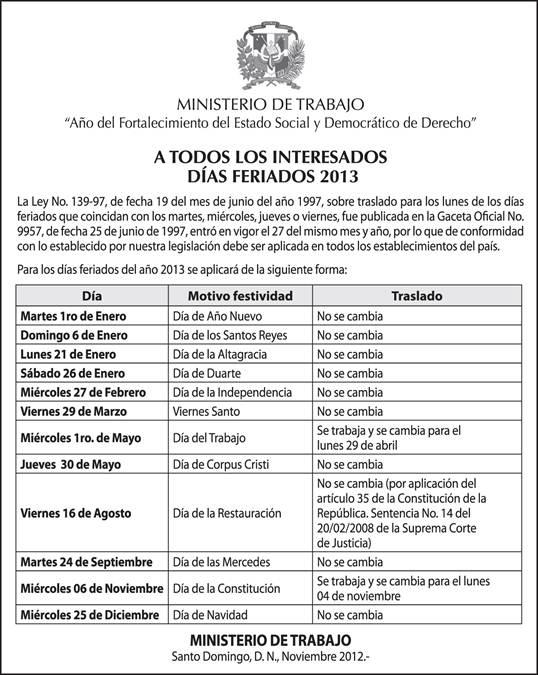 puerto rico dias feriados y dias festivos en 2014 dias feriados en