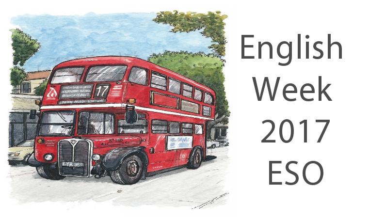 Englis Week ESO