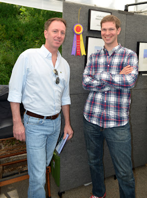 Travis S. Taylor with Greg Stones, Atlanta Dogwood Festival
