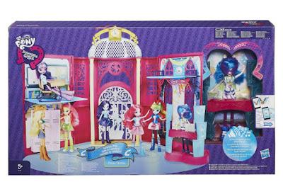 TOYS : JUGUETES - My Little Pony : Equestria Girls  Instituto de Canterlot | Canterlot High Playset   Producto Oficial 2015 | Hasbro B1781 | A partir de 5 años  Comprar en Amazon España