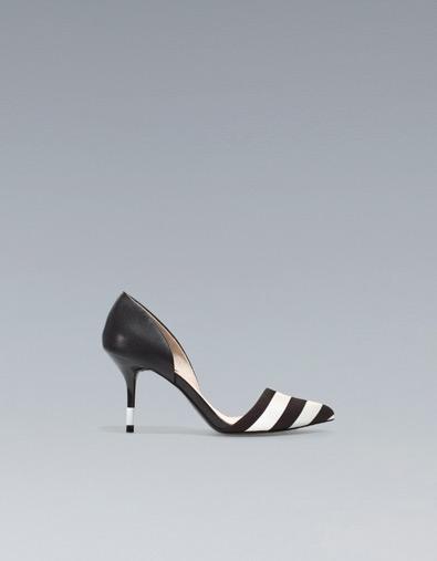 blog, moda, low cost, rebajas, saldos, chollos, moda a buen precio, fondo de armario, Zara, zapato tacón medio