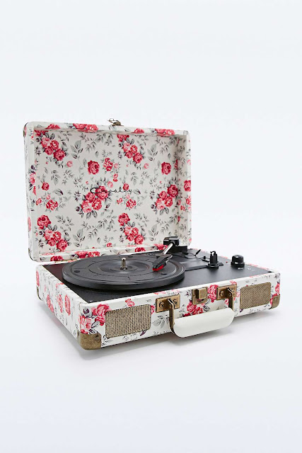 Tourne-disque Crossley x Urban Outfitters - 120€ - Urban Outfitters