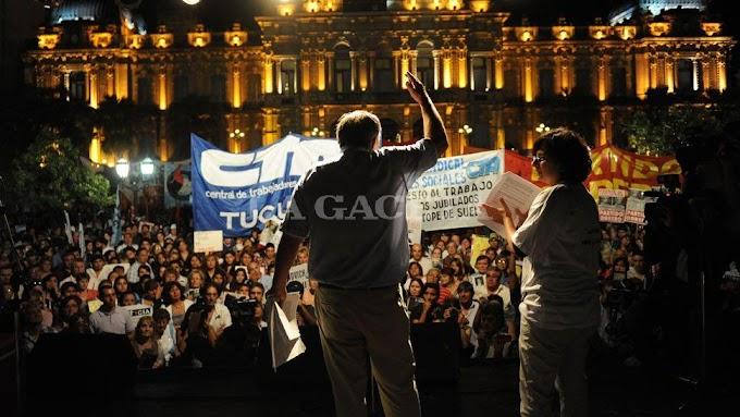 7ª Jornada de Lucha Contra la Impunidad en Tucumán