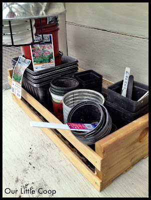 Free seed and flower pots and trays