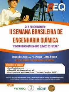 II Semana Brasileira de Engenharia Química