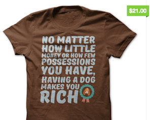Dogs Make You Rich!