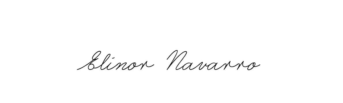 Elinor Navarro