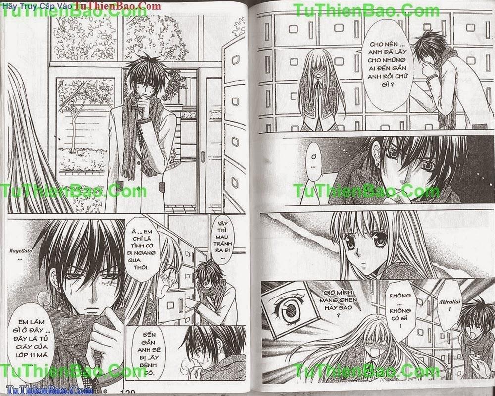 Trái tim kim cương Chapter 2 - Trang 61