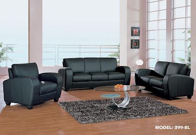 siyah+modern+koltuk+tak%25C4%25B1m%25C4%25B1 Yeni Tasarım Koltuk Takımı Modelleri