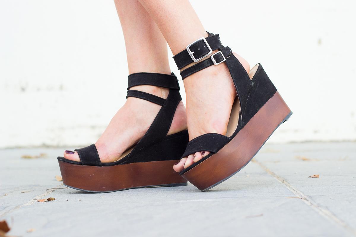 sandalias de plataforma de zara