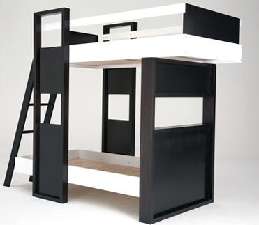Furniture Ranjang Tingkat Sederhana Minimalis Untuk Ruang Sempit