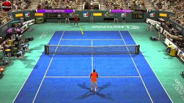 Download Virtua Tennis 4 PC Game full