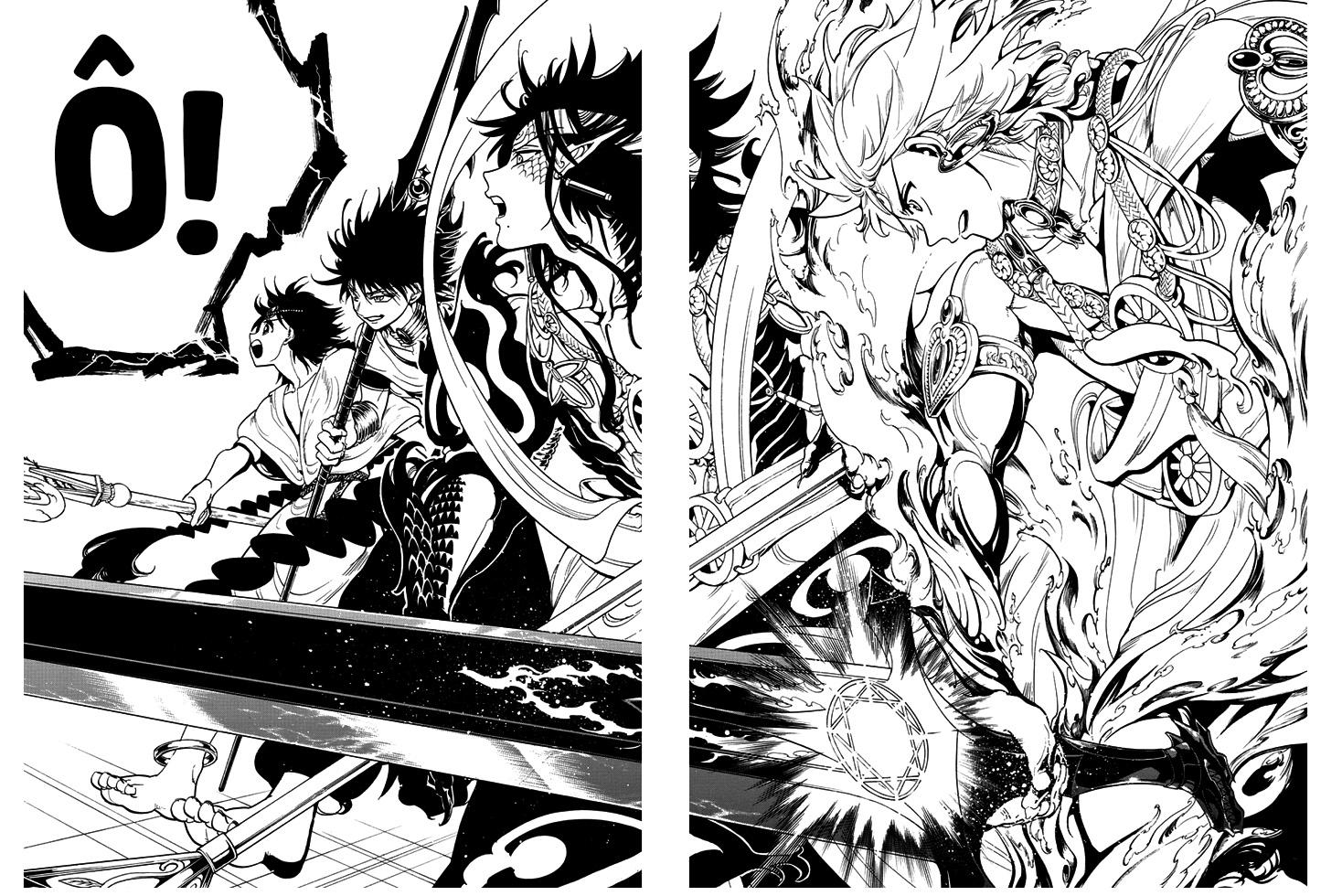 Magi: The Labyrinth Of Magic Chap 334 - Truyen.Chap.VN