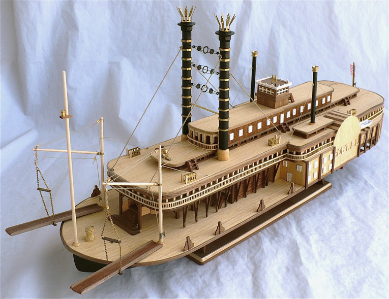 The Great Canadian Model Builders Web Page The Robert E Lee