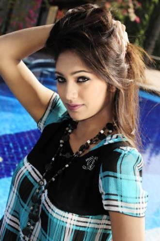 Bangladeshi Model Tahsin