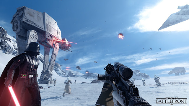 Star Wars: Battlefront beta