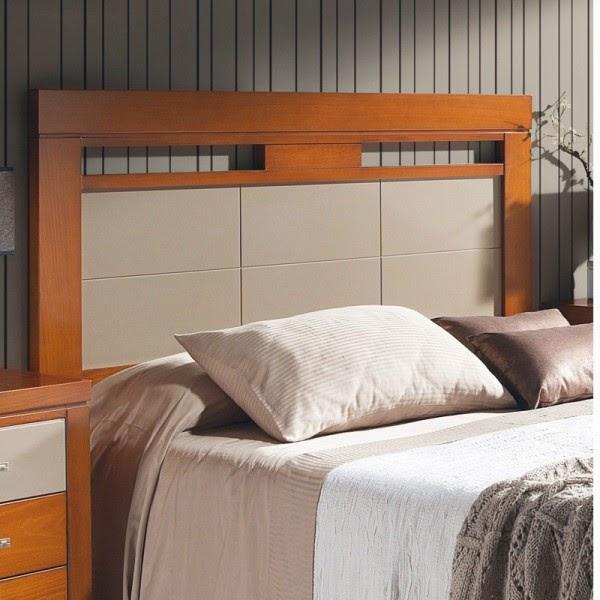 Marzua cabeceros de madera - Cabeceros cama madera ...