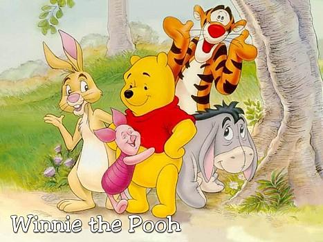 7 Makna Mengejutkan dari Tokoh-Tokoh Serial Kartun Winnie the Pooh