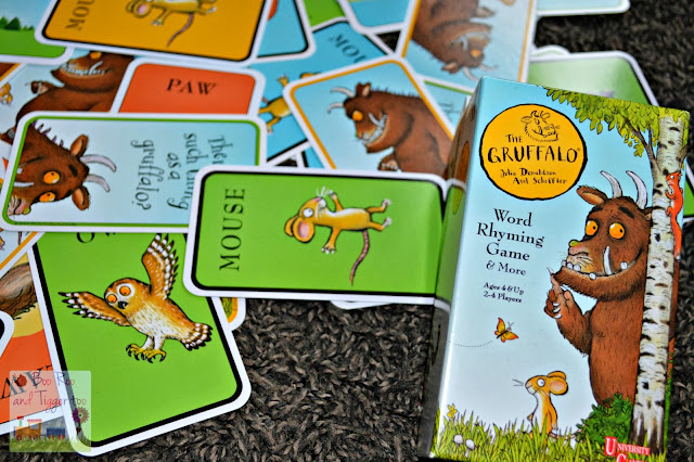 The Gruffalo Word Rhyming Game