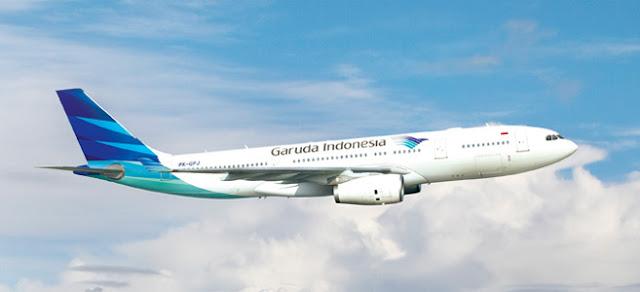 Foto Gambar Pesawat Terbang Garuda Airways 13