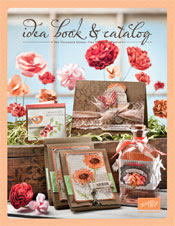 2011-2012 Stampin' Up! Idea Book & Catalog