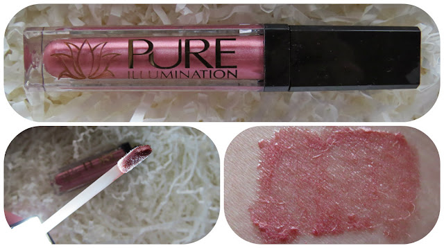 Pure Cosmetics GlossyGloss in Pouty Pink