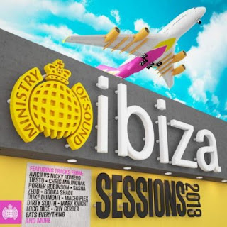 Download – CD Ministry of Sound – Ibiza Sessions – 2013