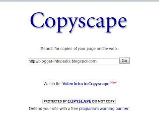 Alat Gratis Cek Plagiator Blog Anda