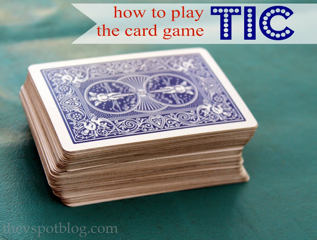 Popular camping games. How to play the card game Tic.