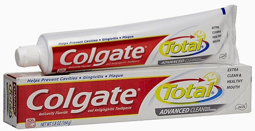 Colgate Total Toothpaste Includes Chemical Ingredient Linked to Cancer