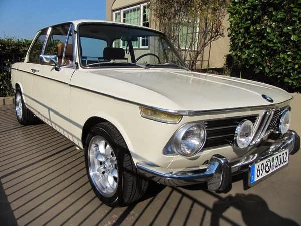 1969 Bmw 2002 Auto Restorationice