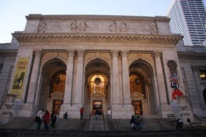 La New York Public Library, New York