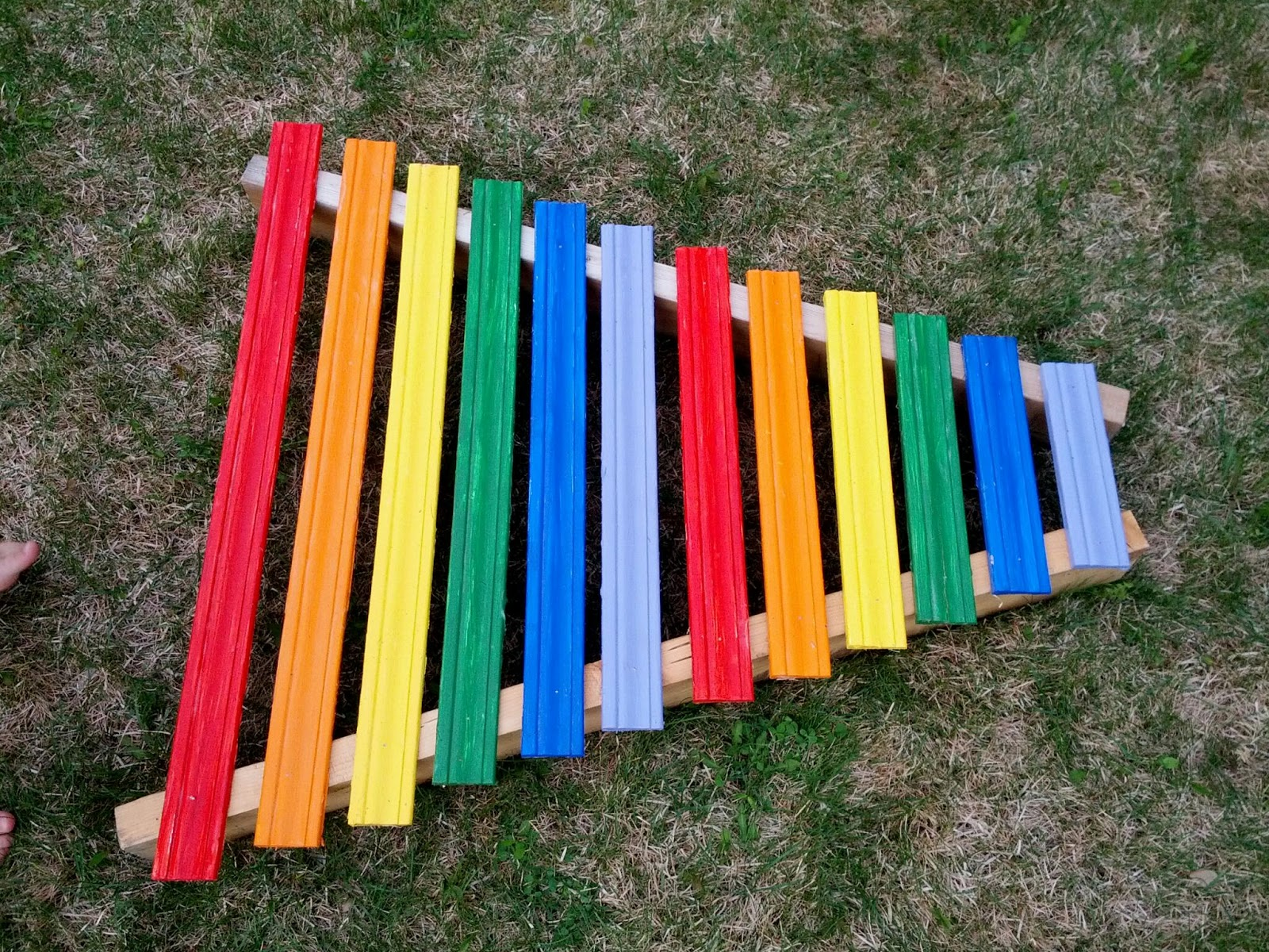 X is for xylophone the abcs of music for kids and next for Waste material items