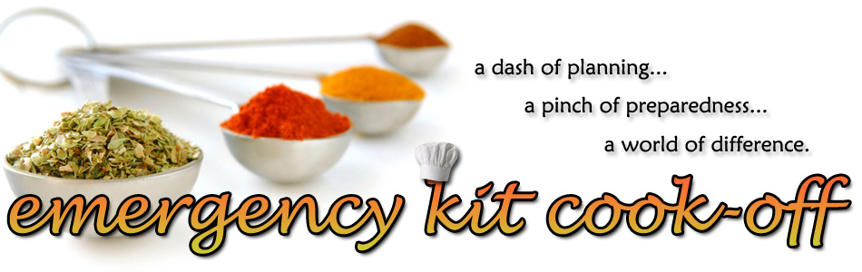 Emergency Kit Cook-Off