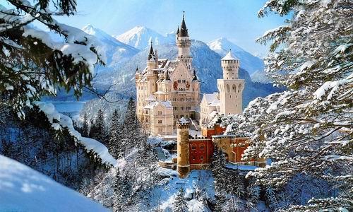 for Le chateau le plus beau du monde