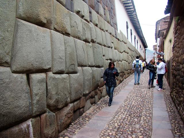 Calle Hatum Rumiyoc