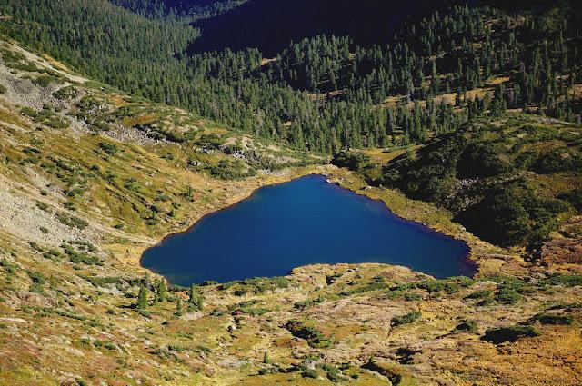Как добраться до озера любви на хамар-дабане