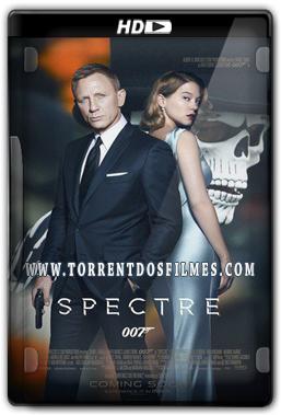 007 Contra Spectre (2015) Torrent - Dublado HDTS