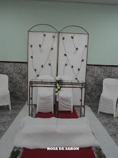 Kit para cerimonia