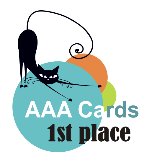 AAA Card Challenge winner!