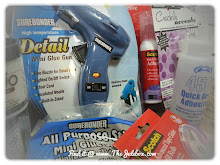 Glue Guns, Mediums and Glues!